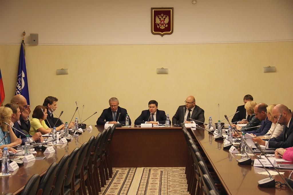 Сергей Кривоносов: «В процессе работы мы подготовим такие законопроекты в сфере туризма, которые дадут реальный результат»